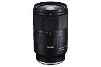 Tamron 28-75mm F2.8 Di III RXD Lens for Sony-E - FREE DELIVERY