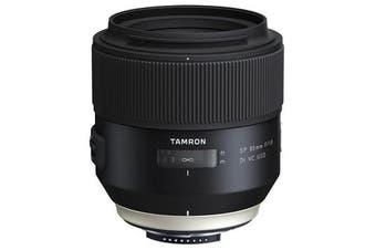 Tamron SP 85mm F/1.8 Di VC USD (F016) Lenses For Nikon - FREE DELIVERY