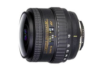 Tokina AT-X 107 NH Fisheye 10-17mm f/3.5-4.5 DX Lens For Canon - FREE DELIVERY