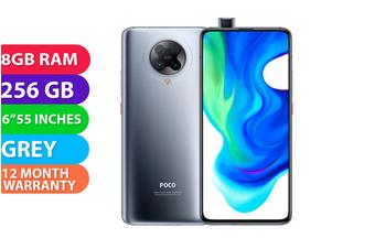 Xiaomi Poco F2 Pro Dual SIM 5G (8GB RAM, 256GB, Grey) - FREE DELIVERY