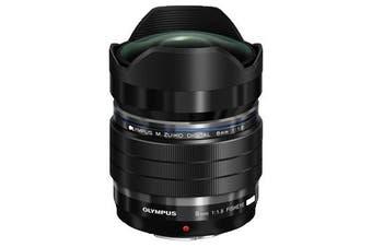 Olympus M.ZUIKO Digital ED 8mm f/1.8 Fisheye PRO Lens - FREE DELIVERY