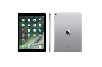 Apple iPad 9.7-inch 5th Gen Wifi + Cellular (128GB, Space Grey) - Used as Demo