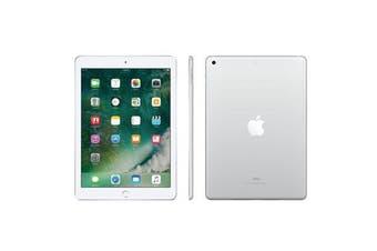 Apple iPad 9.7-inch 5th Gen Wifi + Cellular (128GB, Silver) - Used as Demo