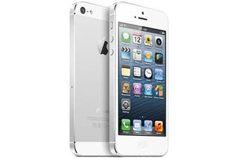 Apple Iphone 5S 4G LTE (32GB, Silver) - Used as Demo