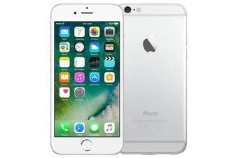Apple iPhone 6 4G LTE (64GB, Silver) - Used as Demo