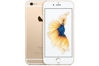 Apple iPhone 6s 4G LTE (128GB, Gold) - Used as Demo