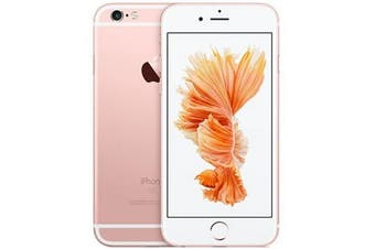 Apple Iphone 6S 4G LTE (32GB, Rose Gold) - Used as Demo