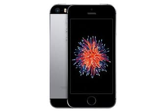 Apple iPhone SE 4G LTE (16GB, Grey) - Used as Demo