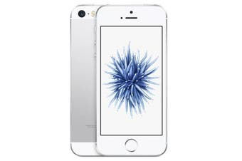 Apple iPhone SE 4G LTE (32GB, Silver) - Used as Demo