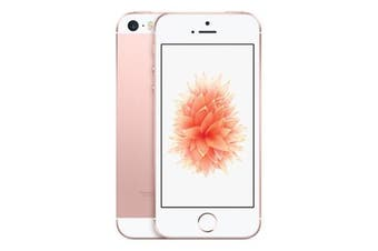 Apple iPhone SE 4G LTE (64GB, Rose Gold) - Used as Demo