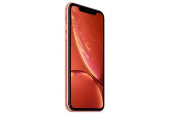 Apple iPhone XR 4G LTE (128GB, Coral) - As New