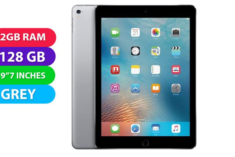 """Apple iPad PRO 9.7"""" Wifi (128GB, Space Grey) - Used as Demo"""