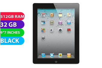 Apple iPad Mini 2 Wifi (32GB, Black) - As New