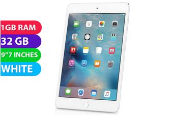Apple iPad 4 32GB Wifi White - Used as Demo