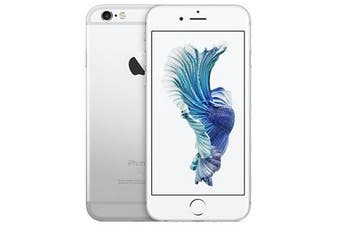 Apple iPhone 6S 4G LTE (128GB, Silver) - As New