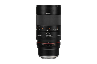 Samyang 100mm F2.8 ED UMC Macro for Sony A - FREE DELIVERY