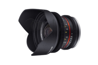 Samyang 12mm T2.2 Cine NCS CS Lens for Canon M - FREE DELIVERY