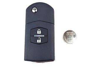 New CR1620 Maxell Retractable Key Remote Lithium Battery Mazda 2 3 6 CX5 CX9