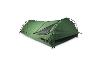 Camping Swag Flinders Double Swag / Canvas Tent ROM38045