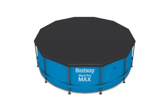 PVC Pool Cover for Round Above Ground Swimming Pool 3.7m Diameter