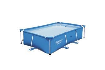 Rectangular Swimming Pool Above Ground Kids Play Pool