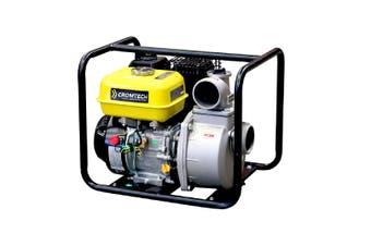 "3"" Water Transfer Pump Portable 3 inch Petrol Powered High Flow Irrigation"