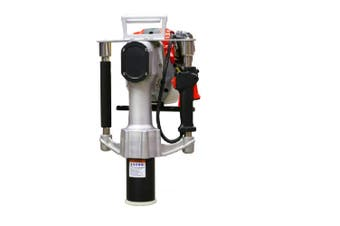 "Petrol Star Picket Post Driver 3"" (82mm) Honda GX35 Engine Crommelins SP82CH"
