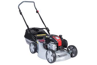 "Push Lawn Mower 19"" 48.5cm Masport Briggs&Stratton 150cc E-Start Li-ion Battery"