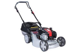 "Masport Lawn Mower Self Propelled 19"" Briggs&Stratton 150cc 650iS Li-ion Battery"