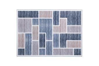 Short Pile Floor Rug 120x170cm Oblo