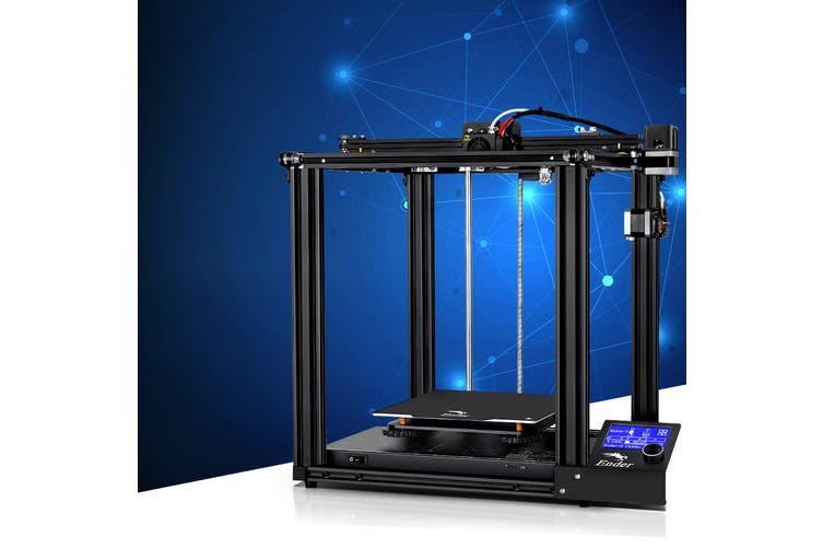 3D Printer Creality Ender 5 Large Printing 1.75mm Filament 220x220x300mm
