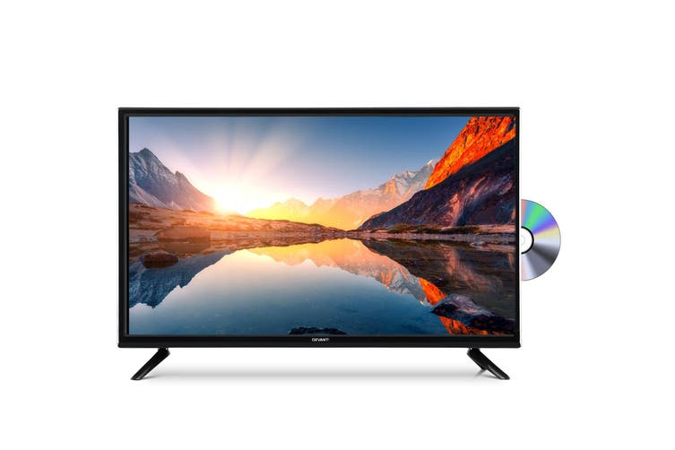 """32 Inch TV LED TV 32"""" with Built-In DVD Player LCD LG Display Panel USB HDMI"""