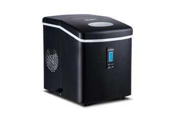 Ice Cube Maker 3.2L Portable Machine Home / Commercial Use - Black