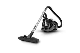 Bagless Vacuum Cleaner 2800W Cyclone Vac Easy Clean 4L Dust Capacity - Black