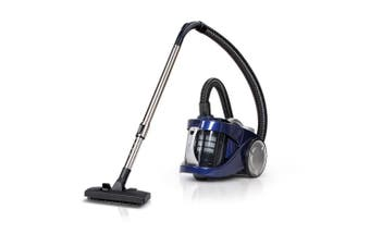 Bagless Vacuum Cleaner 2800W Easy Clean 4L Dust Capacity without filter - Blue