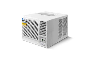Window Wall Air Conditioner 1.6kW LED Control Panel and Remote Control