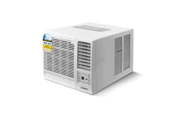 Window Air Conditioner 2.7kW Cooling Fan Mode 3 Speeds with Remote Control