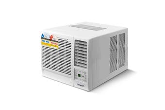 Window Air Conditioner 4.1kW Cooling Heating Reverse Cycle with Remote Control