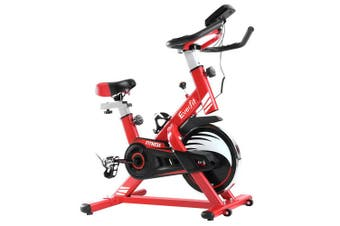Spin Exercise Bike 13kg Flywheel Cycling Fitness Home Gym Workout Equipment
