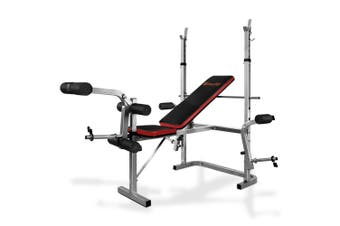 7-In-1 Weight Bench Multi-Function Power Station Fitness Gym Equipment