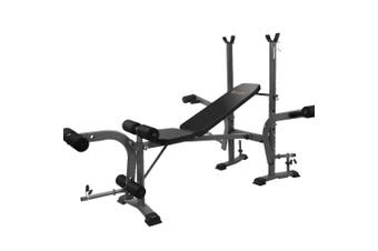 Bench Press 7in1 Multi Function Exercise Equipment - Incline Bench Chest Fly