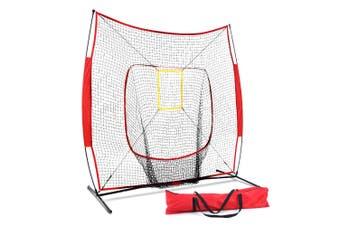 Baseball Net Stand Portable Baseball Sport Training Set