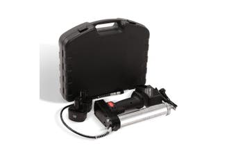 Grease Gun 12V Cordless Battery Powered with Charger & Carry Case