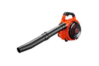 Leaf Blower and Vacuum 2in1 26cc Petrol 2 Stroke Engine with Large Vacuum Bag