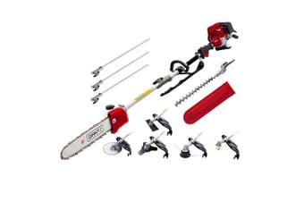 Whipper Snipper Brush Cutter Hedge Trimmer Chainsaw Petrol 40cc 4 Stroke Engine