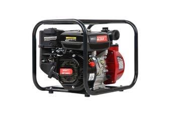 "Water Transfer Pump 2"" inch Petrol 8HP 235cc Engine High Flow Garden Irrigation"