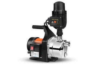 High Pressure Water Pump 800W Auto Controller Garden Sprinkler Farm Irrigation