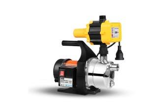 Water Pump High Pressure 800W with Auto Controller Home Garden Farm Irrigation