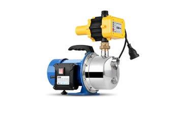 Jet Water Pump High Pressure 2300W Automatic Controller Irrigation 7200L/hr