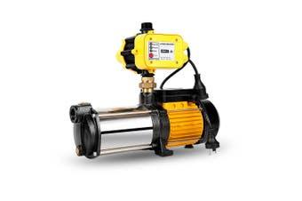 Water Pressure Pump 5 Stage Auto Controller 2500W 3.5 HP Garden Farm Irrigation
